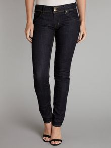 Hudson Jeans Collin signature skinny jeans in Foley