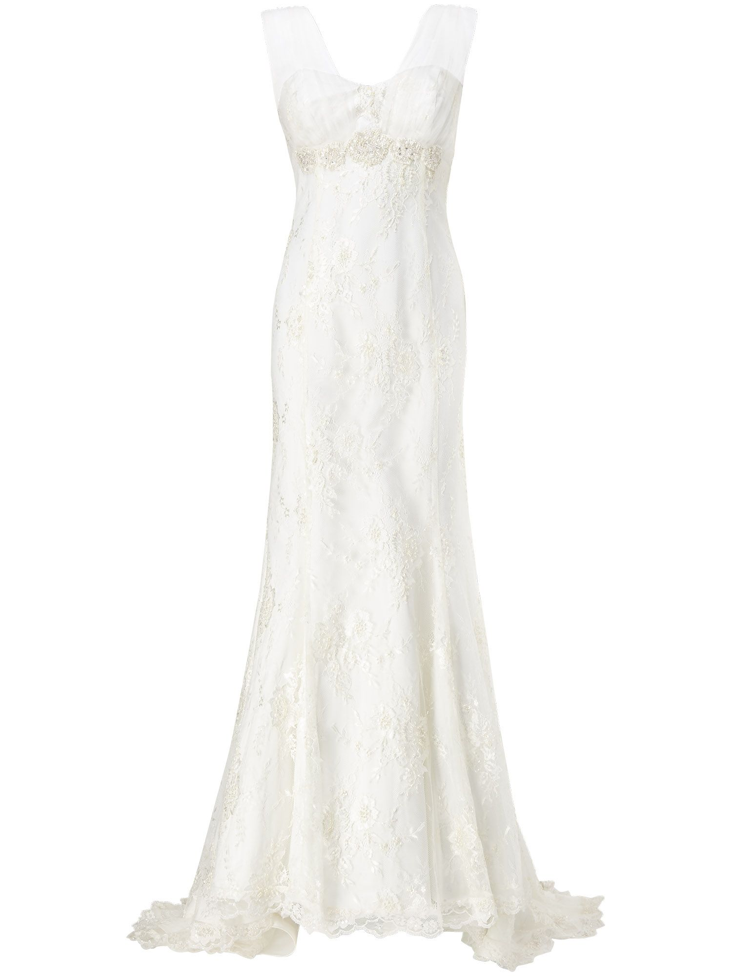 Phase Eight Elodie wedding dress, Ivory