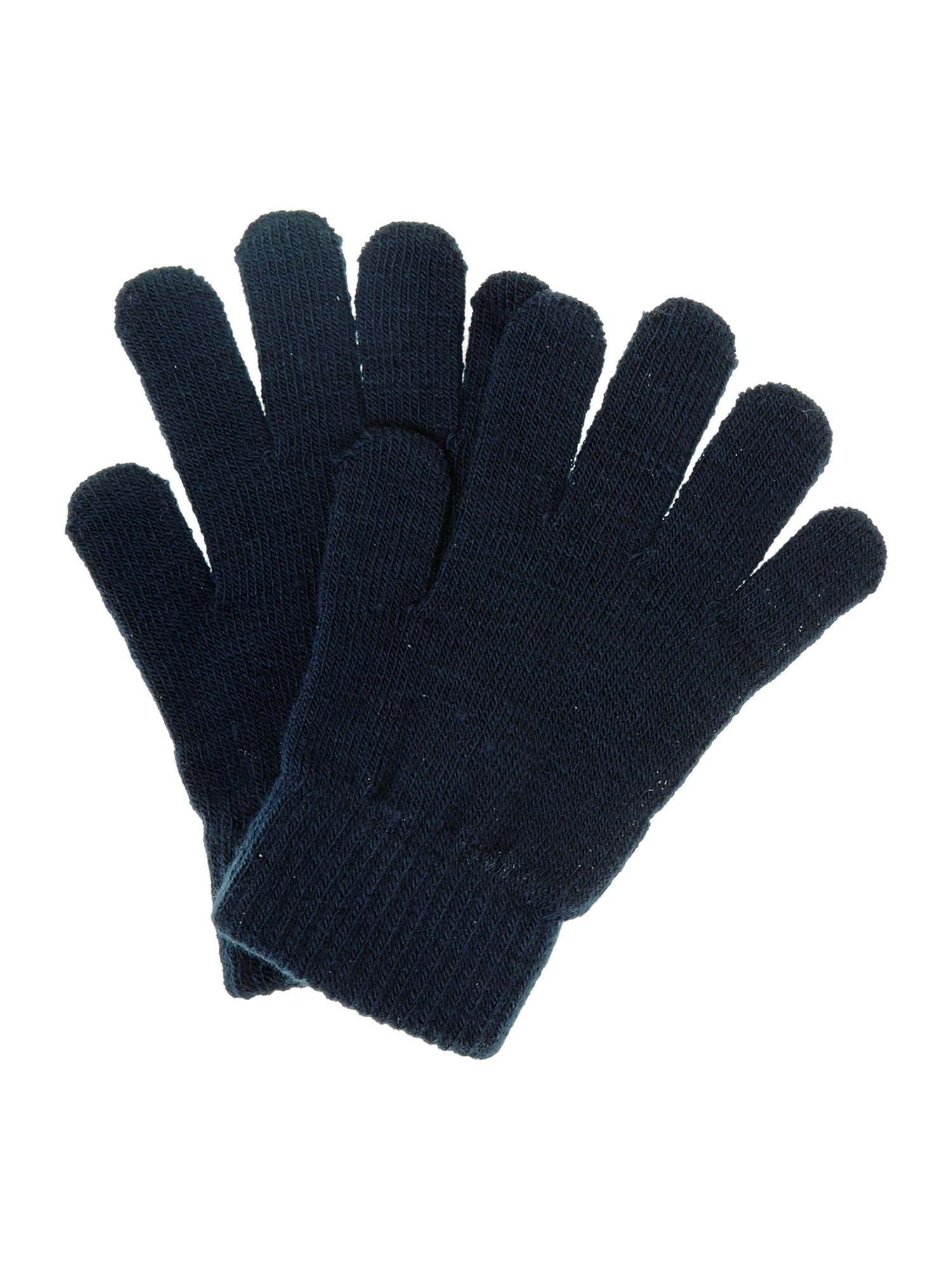 Boy`s solid colour gloves
