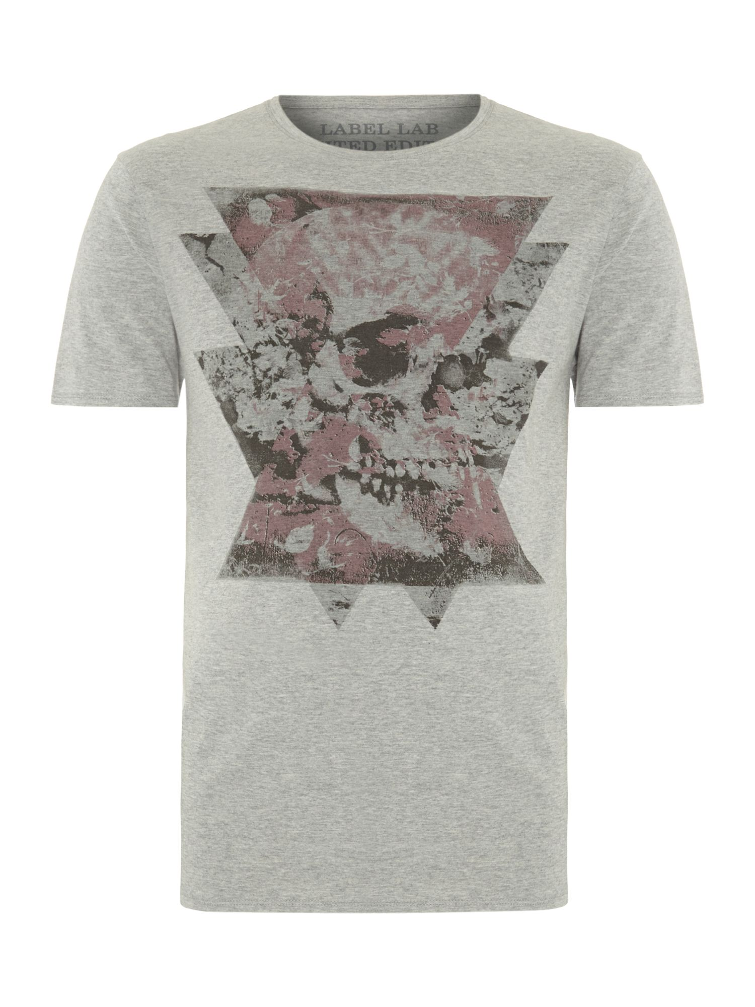 Hex graphic tee