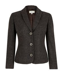 Boucle tailored jacket