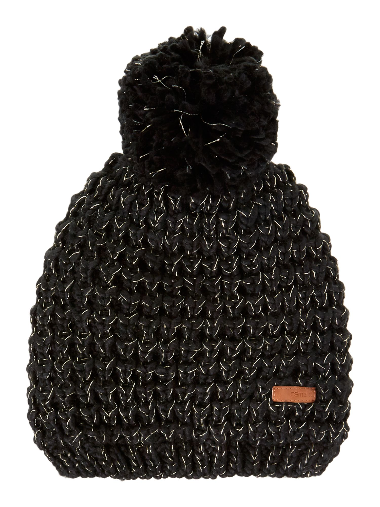 Girl`s knitted hat
