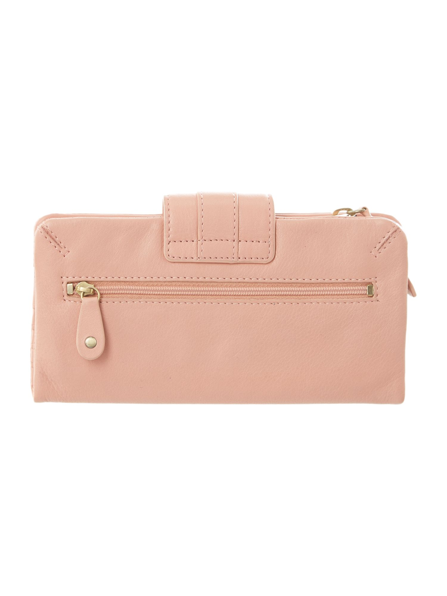 Martha soft flap over purse