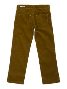 Boy`s bright cord trouser