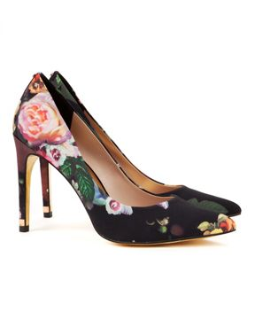 Ted Baker Pointed Court Shoe