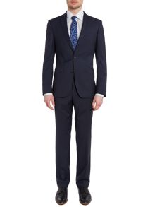 Puppytooth slim fit suit