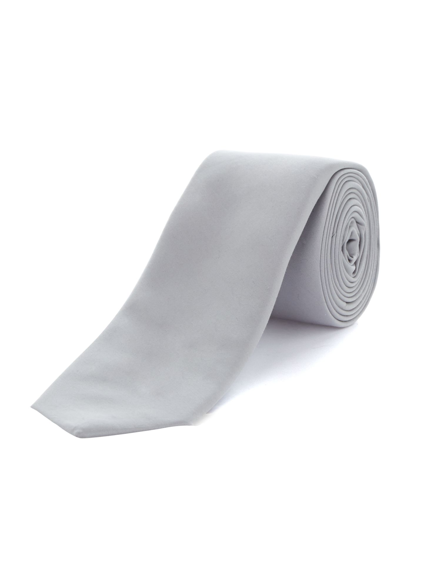 Weston Cotton Satin Tie