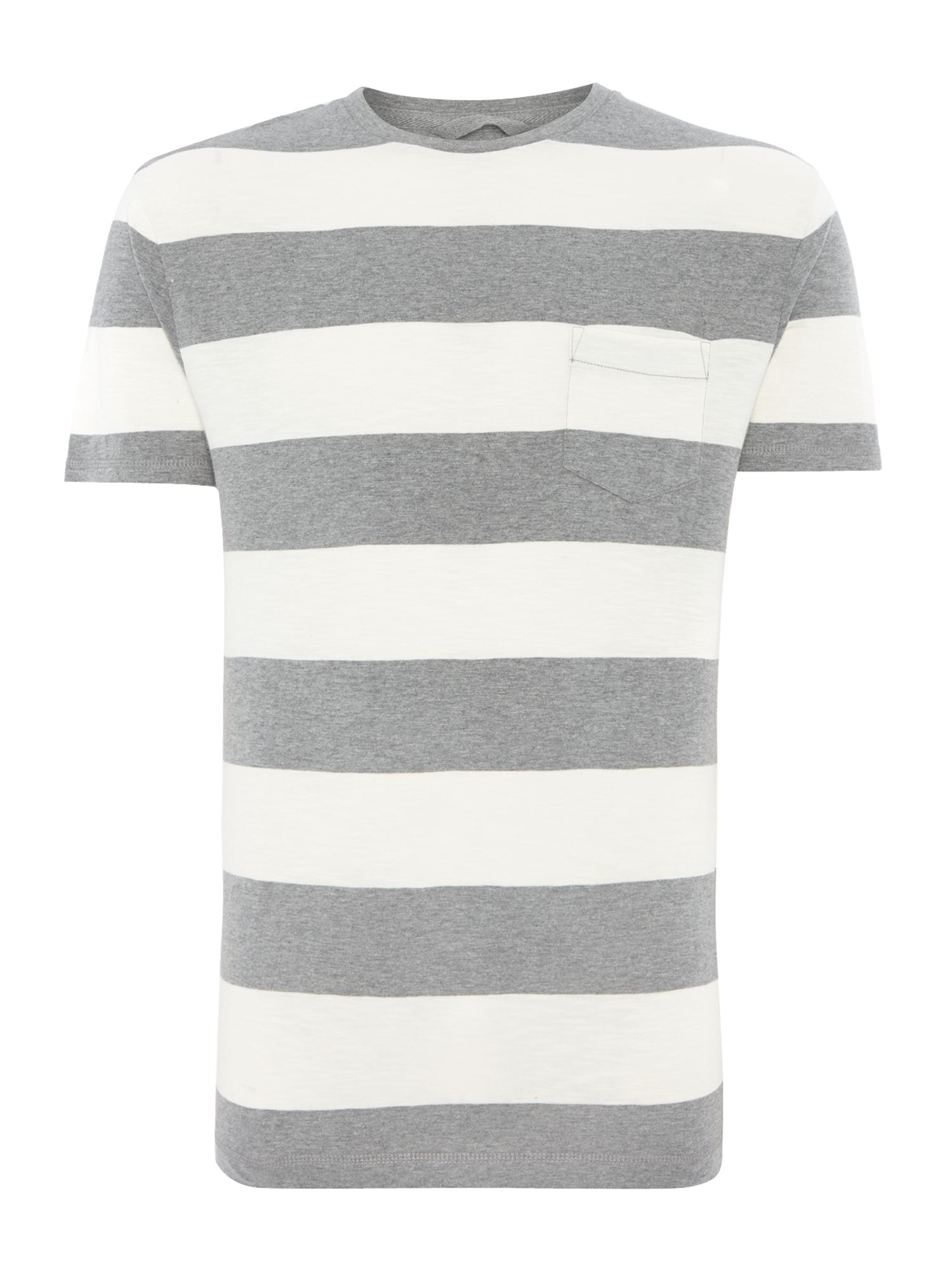 arizona slub stripe t-shirt