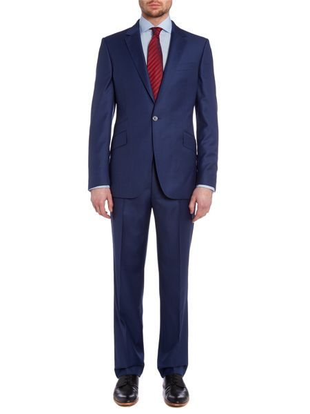 Simon Carter Saved for best regular fit suit