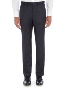 Simon Carter Pindot regular fit suit trousers