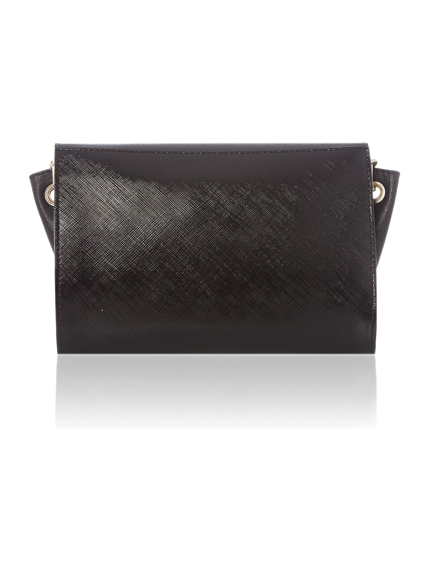 Zizi black small shoulder bag