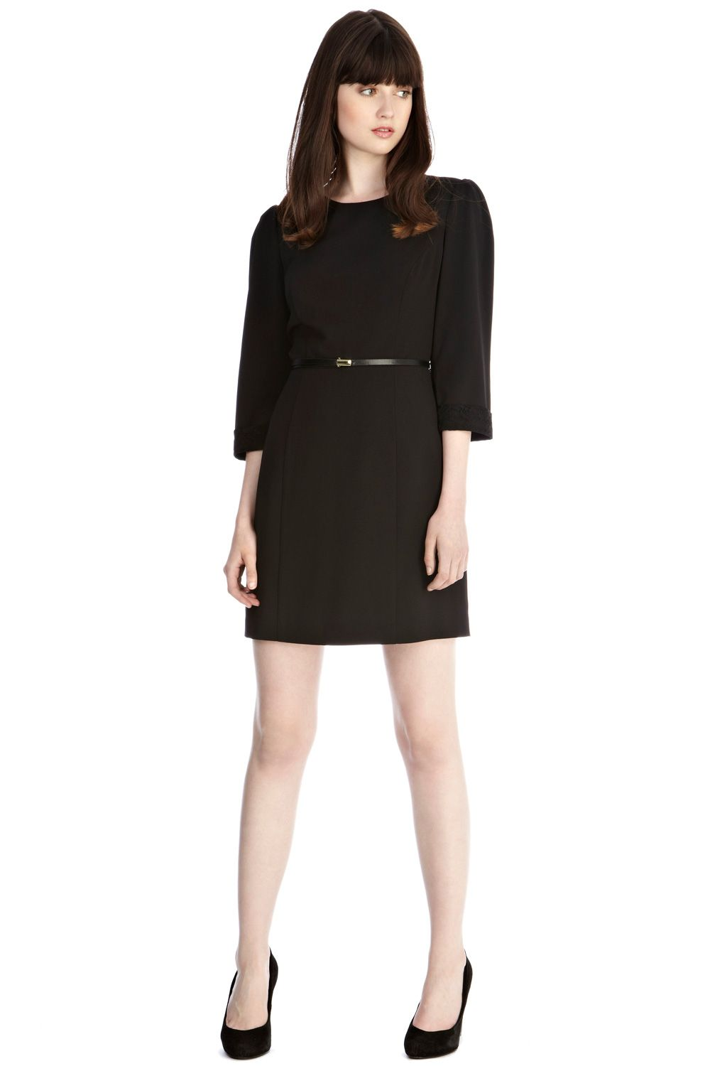 Tyler long sleeve dress