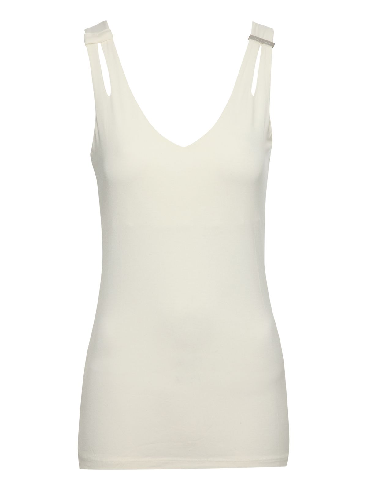Hidden support vest top