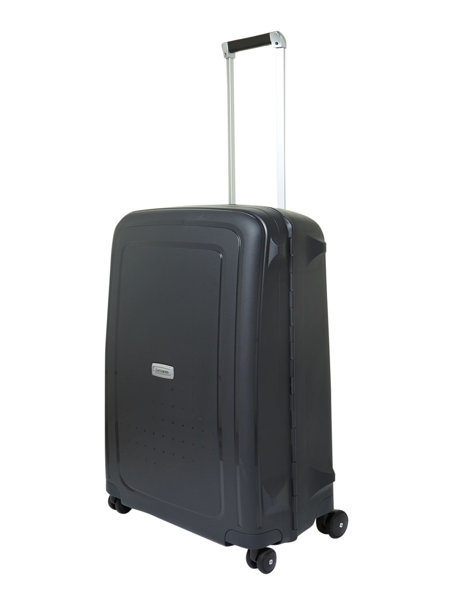 Samsonite SCure deluxe black medium case Black