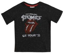 Amplified Kids Kids Rolling Stones Tour T-Shirt