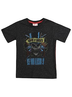 Amplified Kids Kids Guns `N` Roses T-Shirt