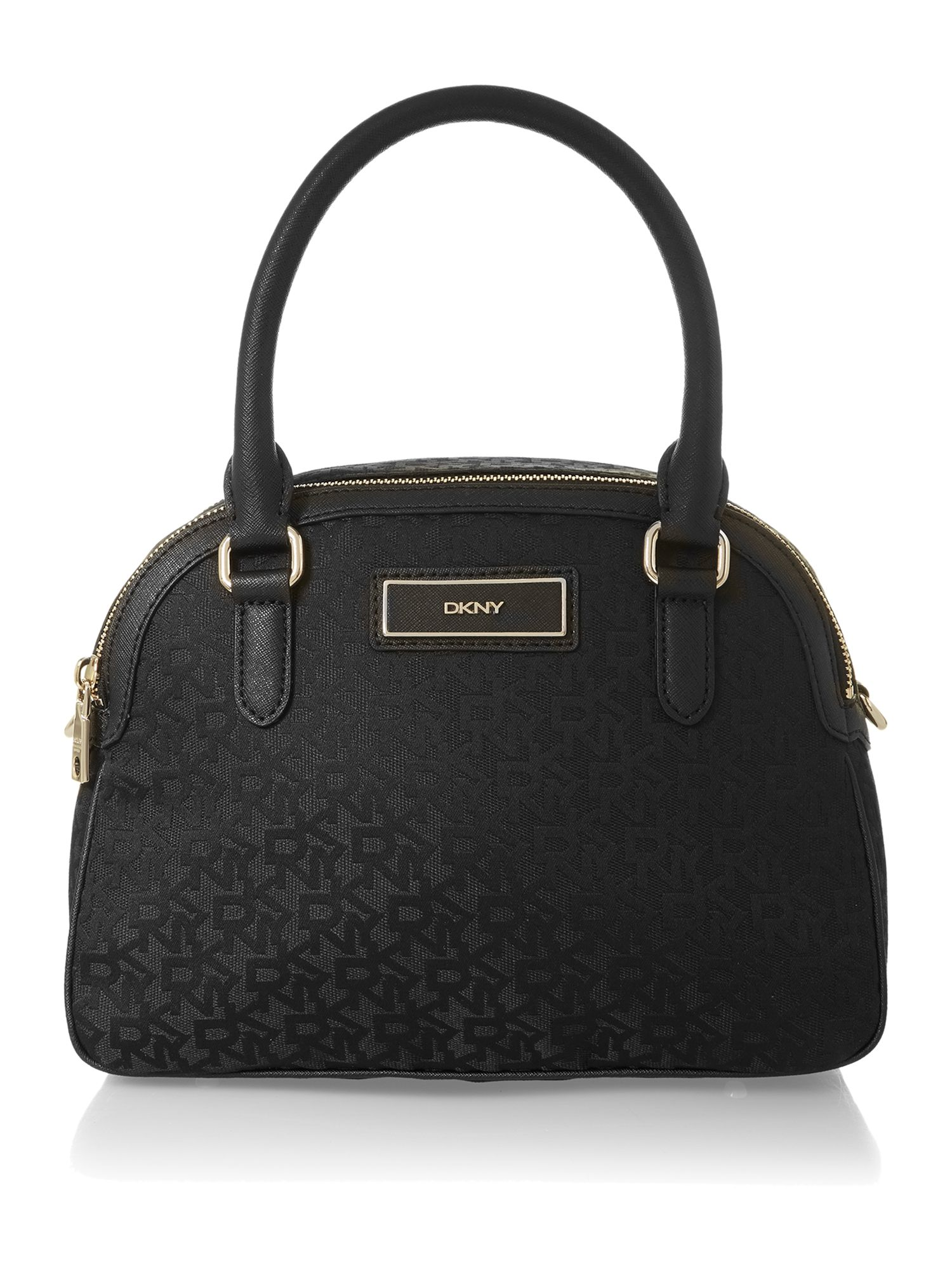 Saffiano small dome bag