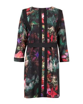 Ted Baker Printed Tunic Dress