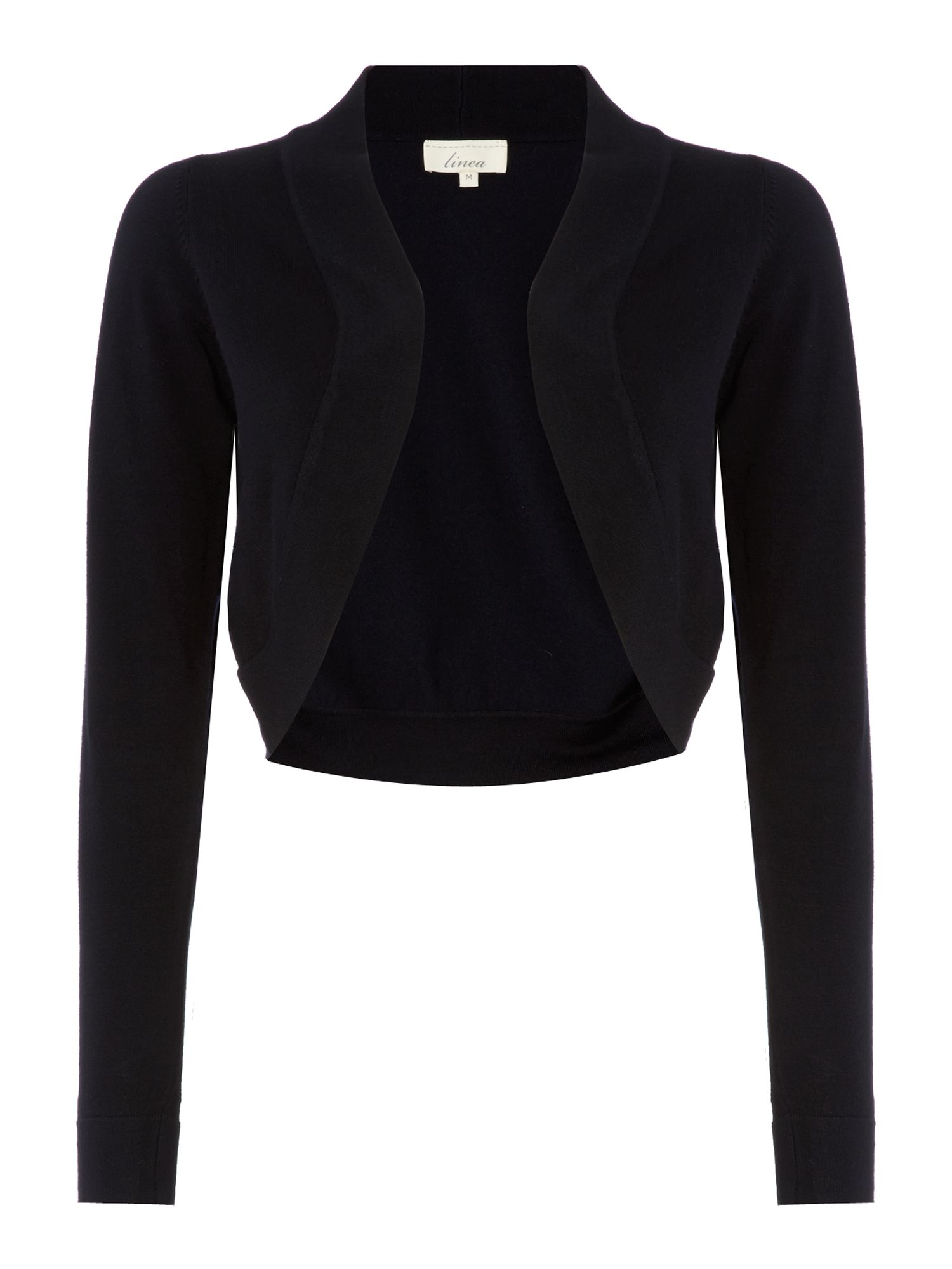 Essential long sleeve shrug