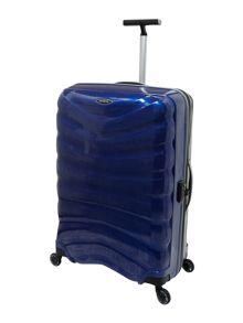 Firelite blue 81cm 4 Wheel Case