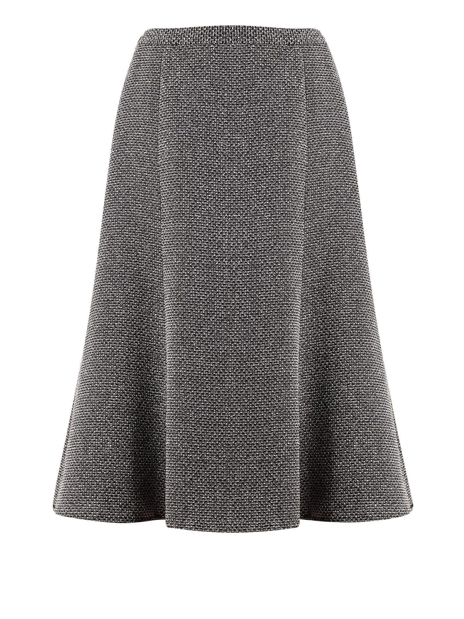 Salt and pepper skirt