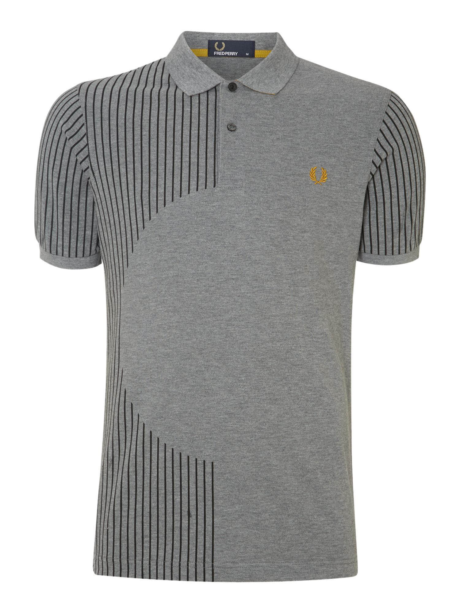 Disc shape front polo