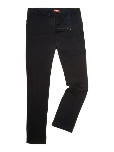 Merc Press Side Pocket Trousers