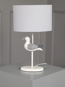 Seagull Table Lamp