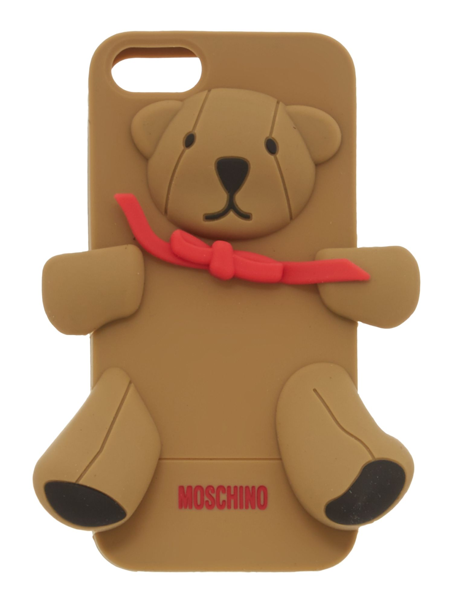 Teddy brown phone case