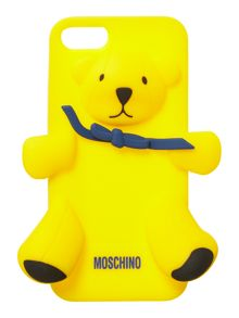 Teddy yellow phone case