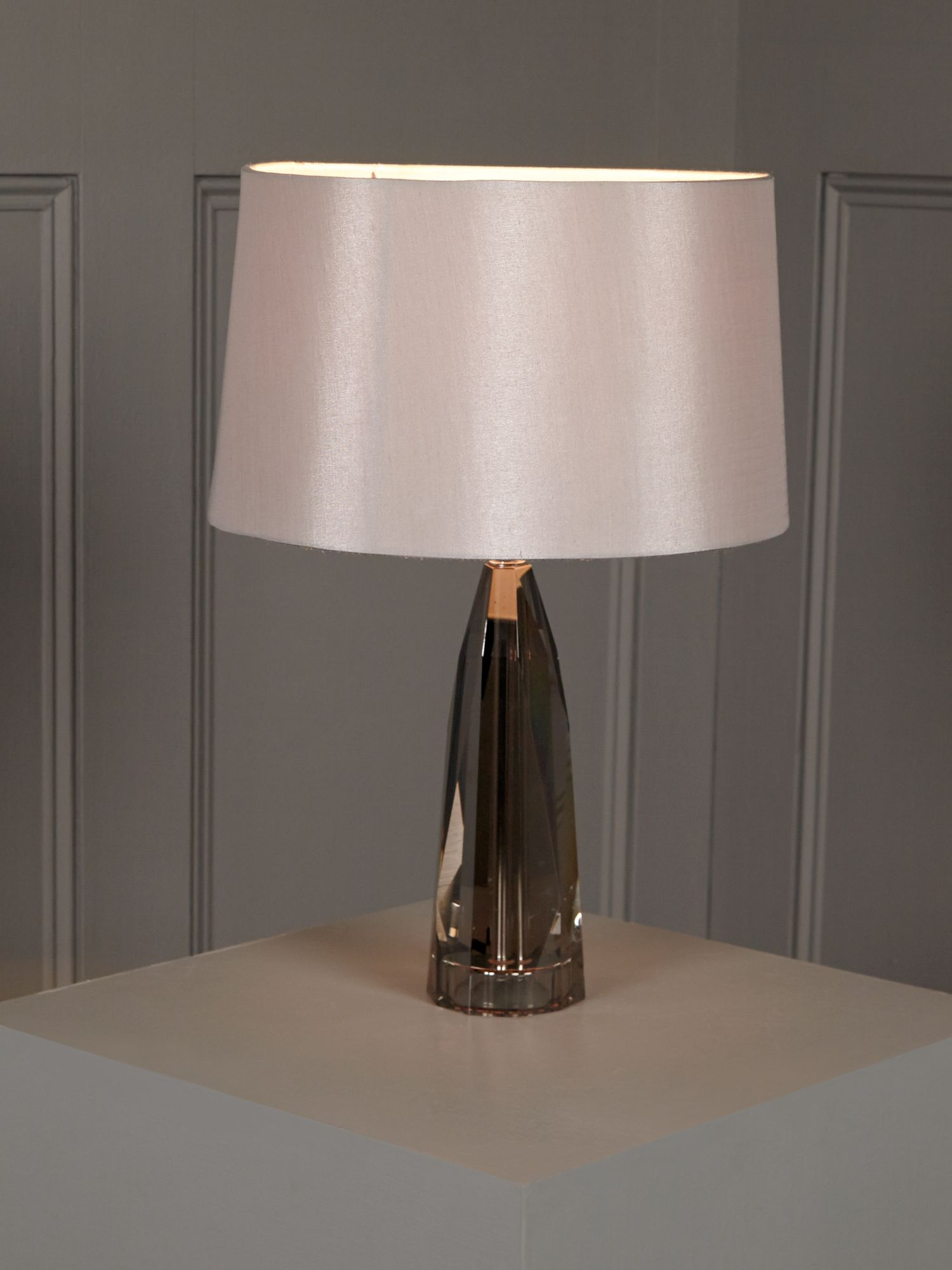 Ava Shard Crystal Table Lamp