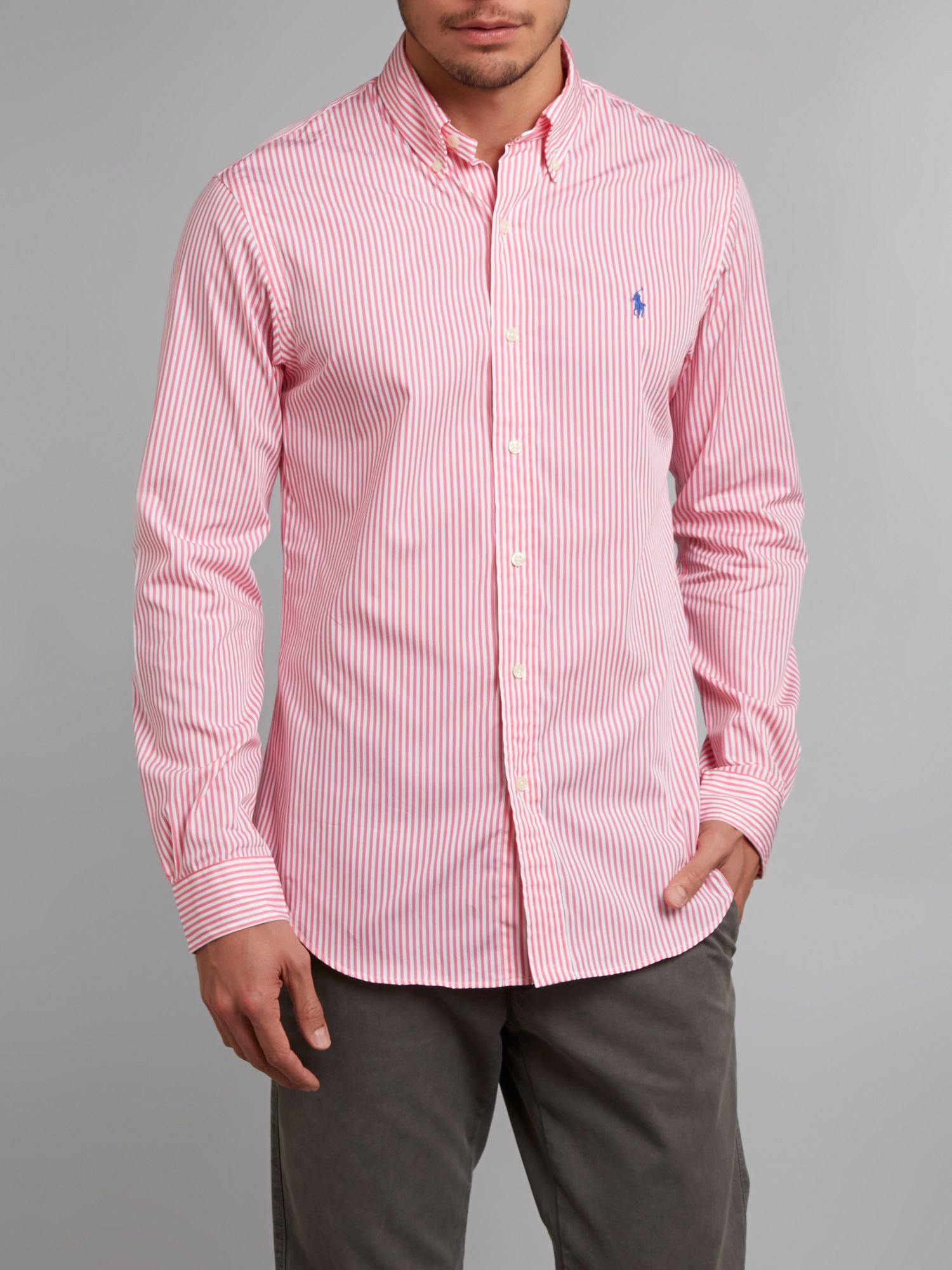 Slim fit fine shirt