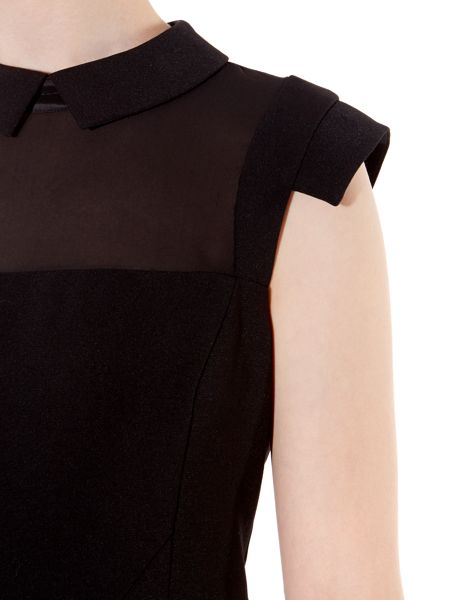 Pied a Terre Collar Detail Dress