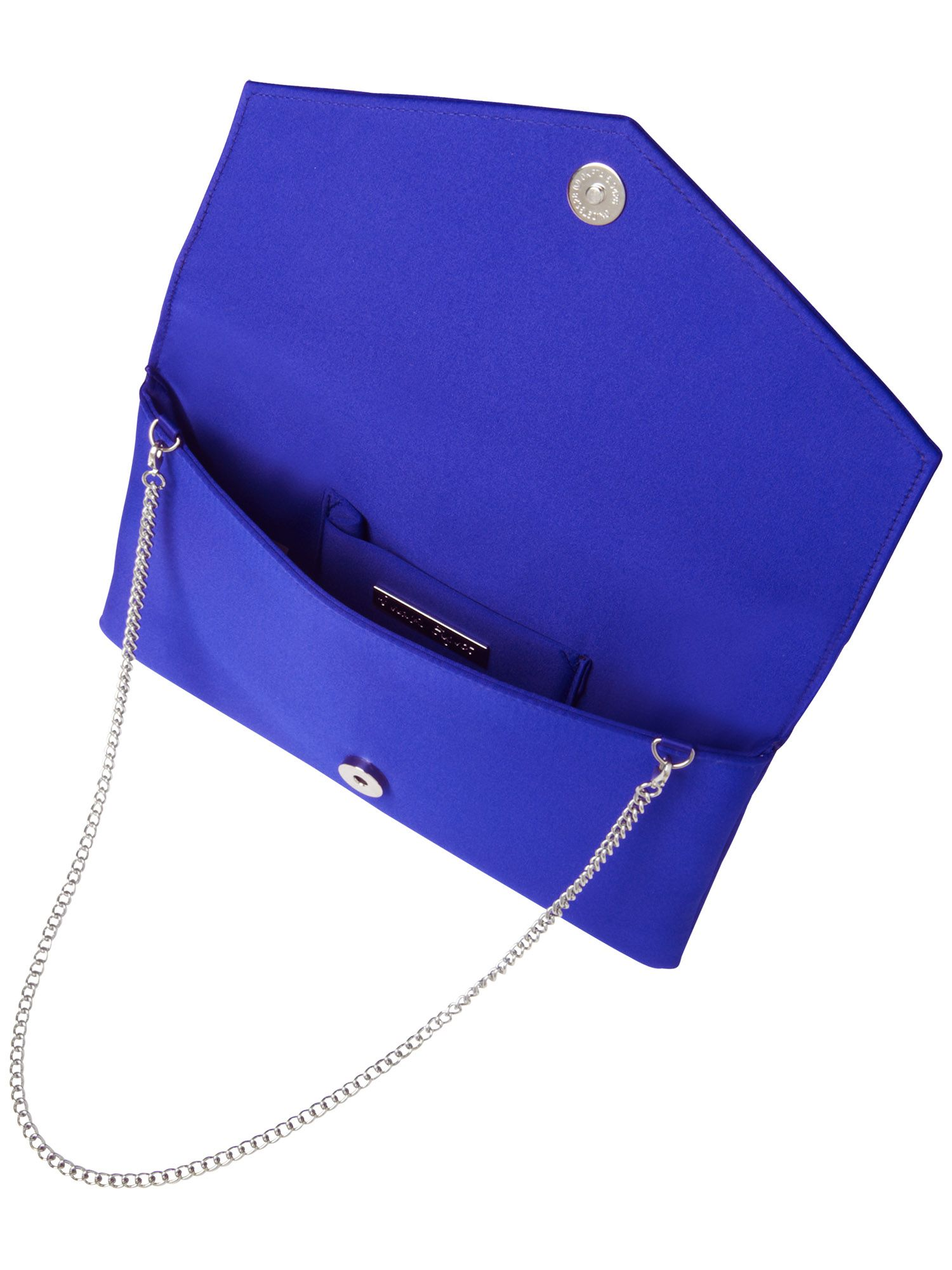Elle envelope clutch bag