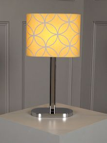 Ronnie Table Lamp Yellow