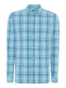 Brandford check long sleeve shirt