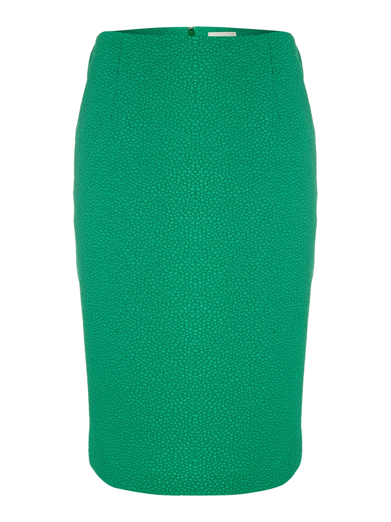 Ann bubble textured skirt