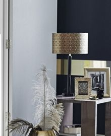 Biba BIBA Logo Shade Table Lamp