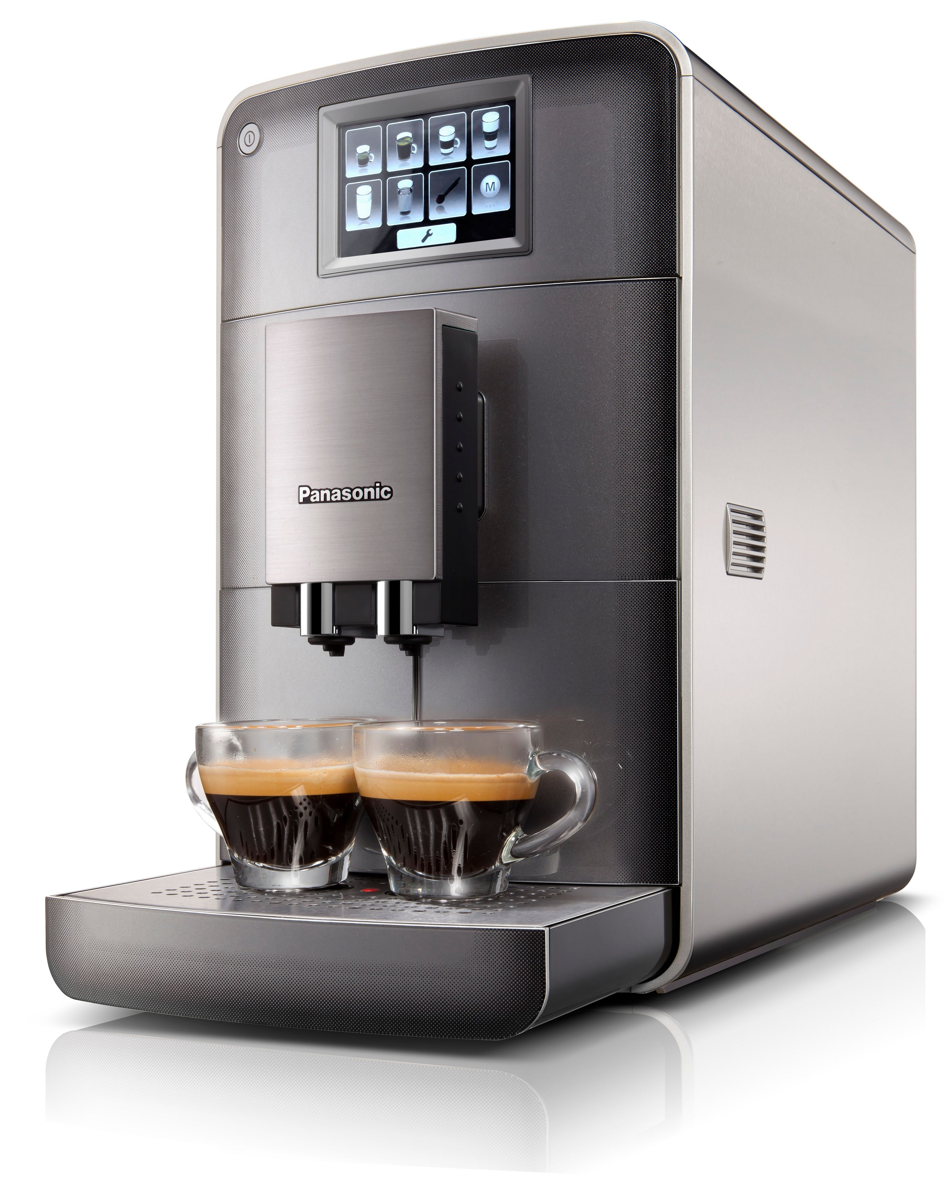 Panasonic slim Bean to Cup coffee machine