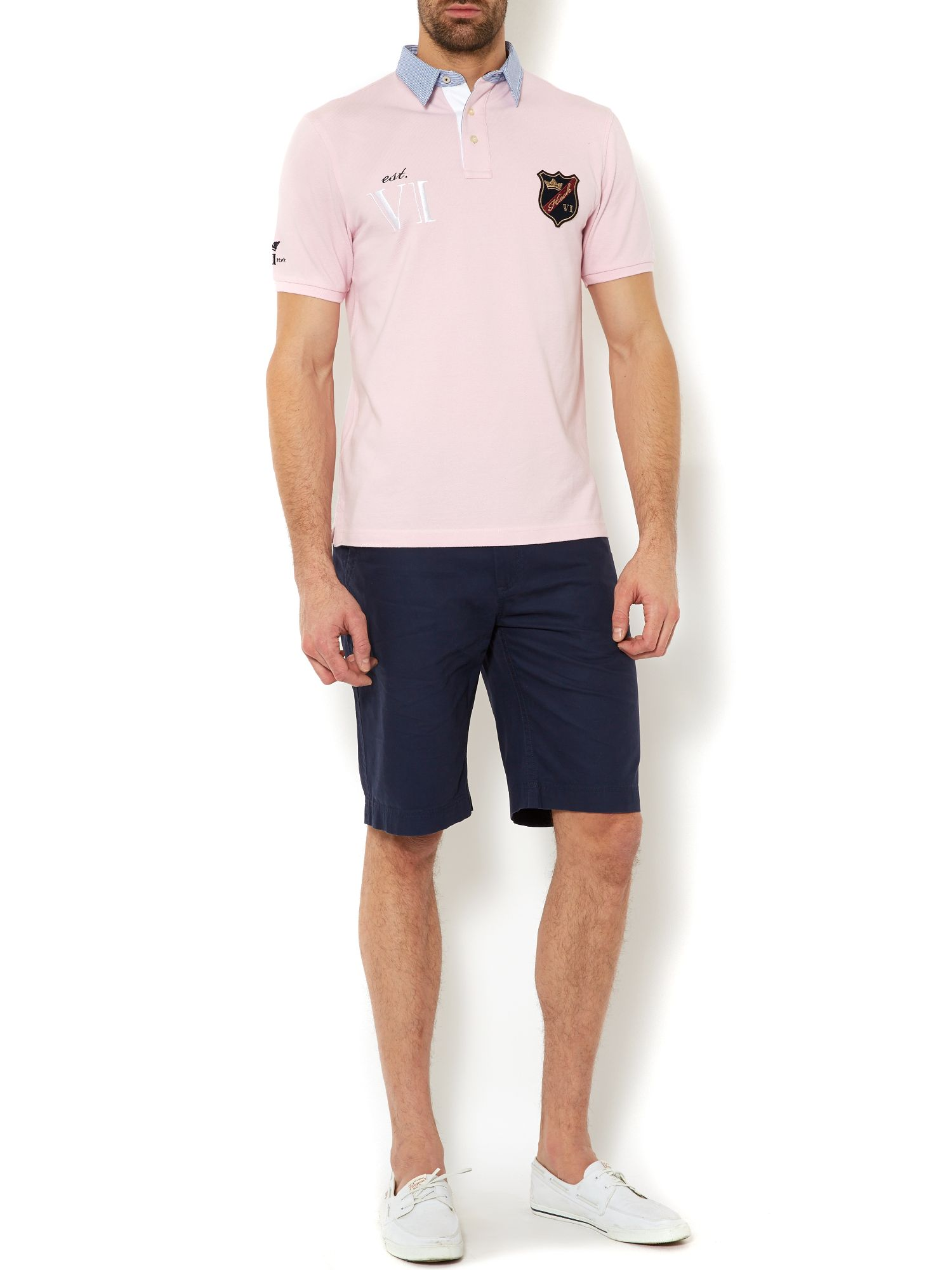 Brigg Pique Short Sleeved Jersey