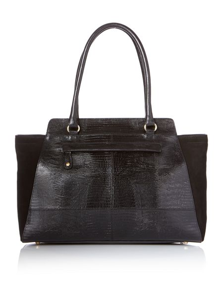 Modalu Marlow black tote bag