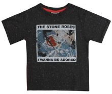 Amplified Kids Kids Stone Roses T-Shirt