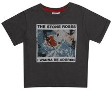 Kid`s Stone Roses Adored vintage wash T-Shirt