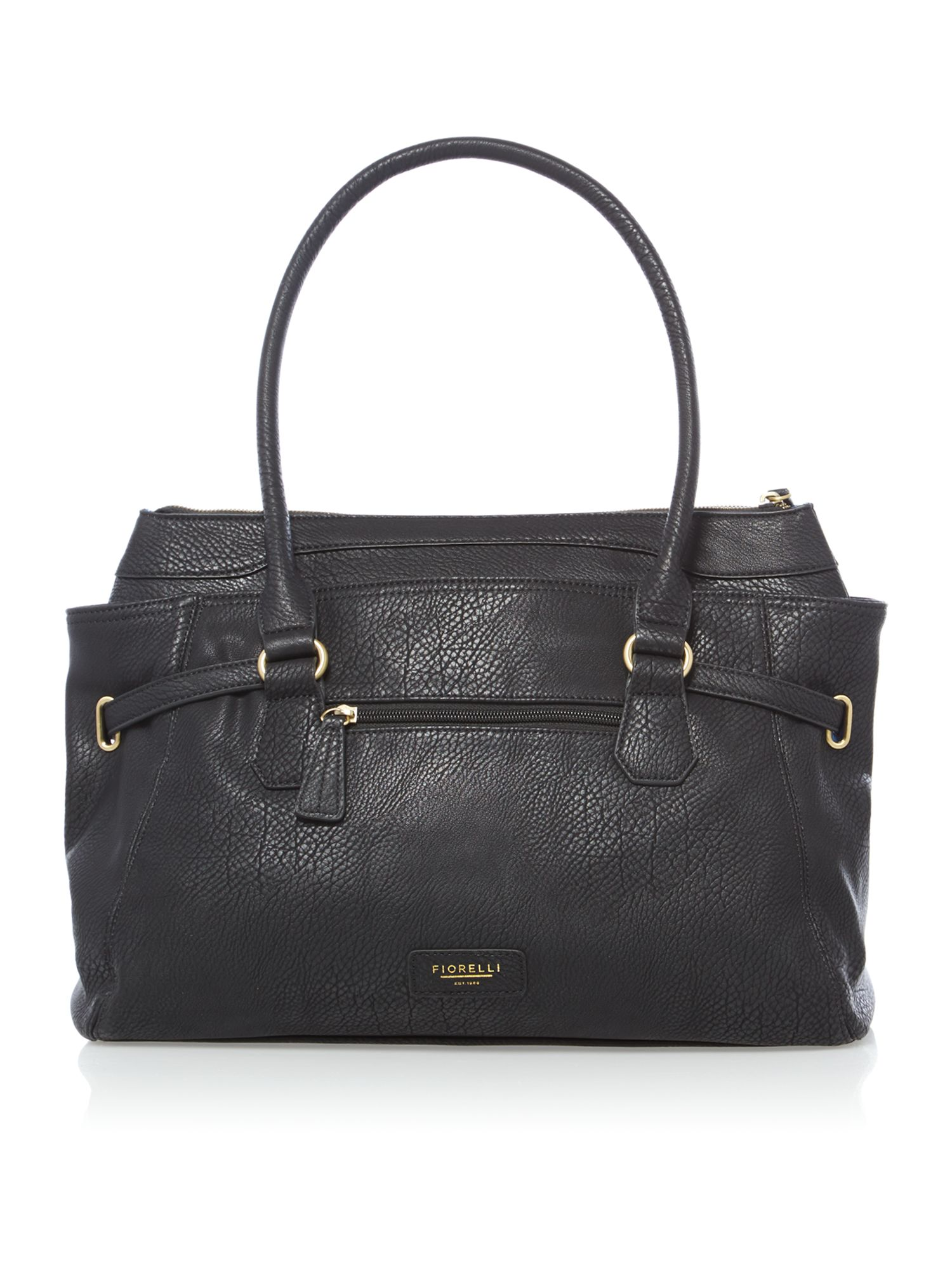 Stella black tote bag
