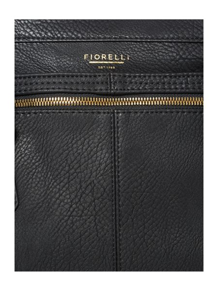 Fiorelli Stella black tote bag