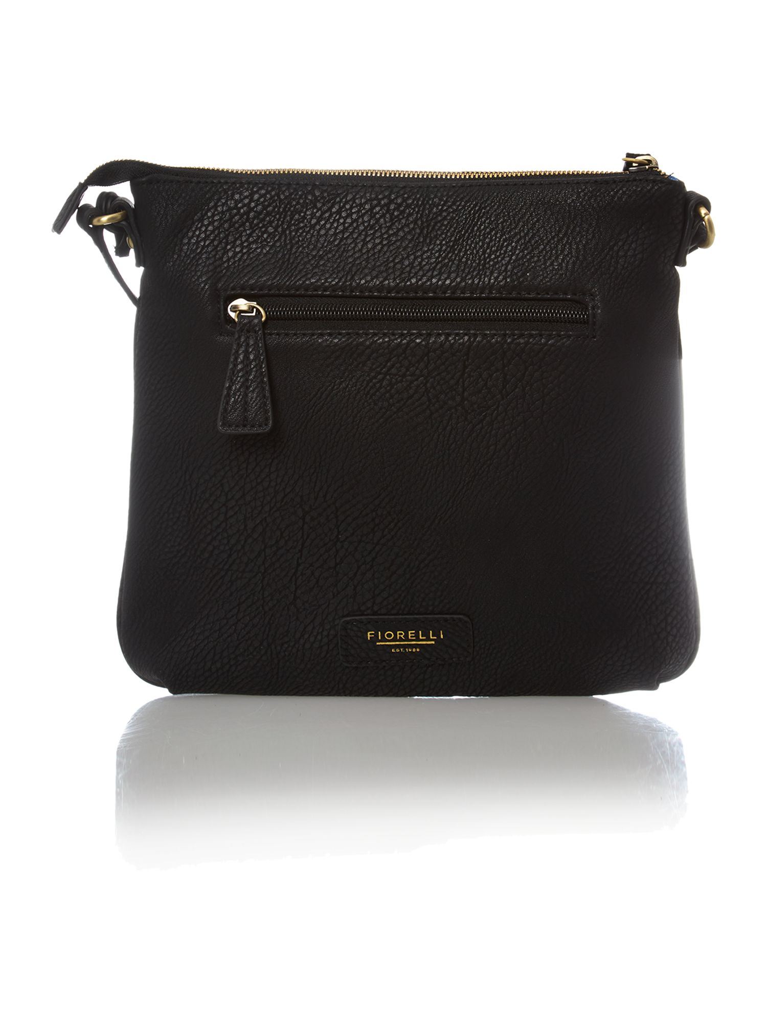Ted black cross body bag