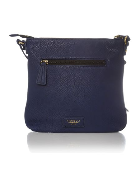 Fiorelli Ted navy cross body bag