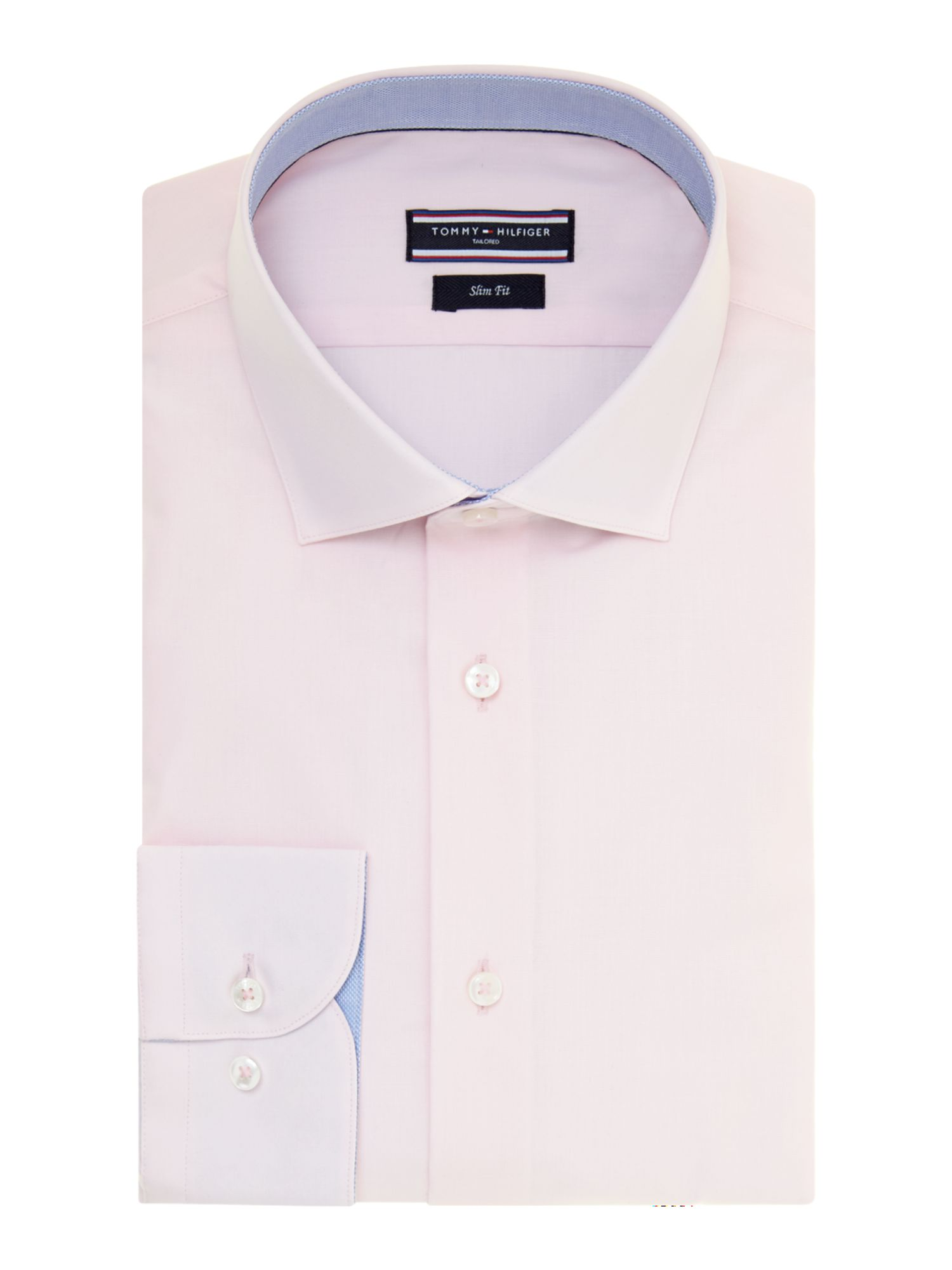 Louis poplin slim fit shirt