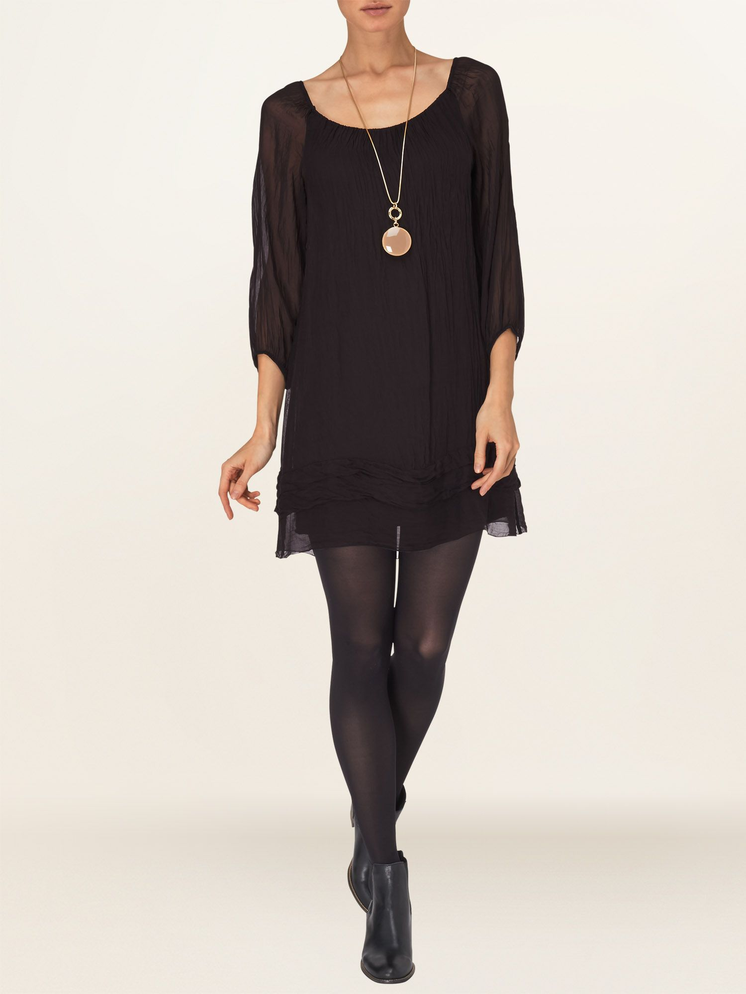 Mimi 3/4 sleeve dress