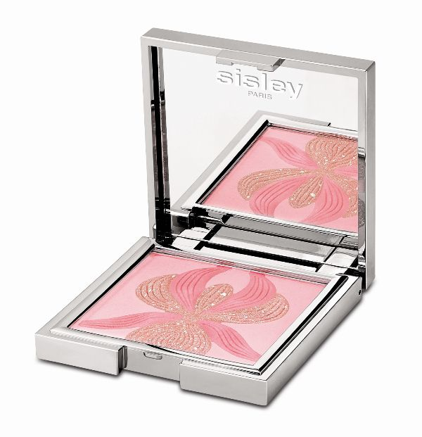 Palette Orchidée Highlighter Blush White Lily